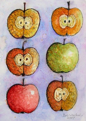 Apples, Apples, Apples 2007