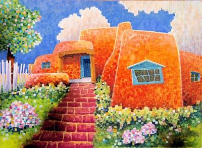 Casa de las Abuelas - Taos