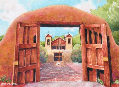 Chimayo through Gateway - A