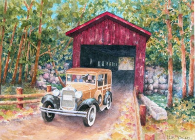 Covered Bridge Memories - Indiana