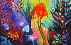 Fish for Jasmine