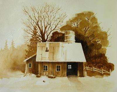 Forgotten Barn 2 or 3