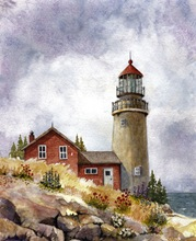 Lighthouse - small