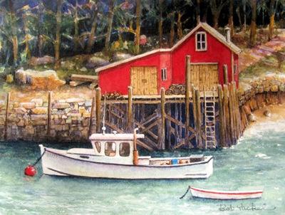 Lobster Wharf