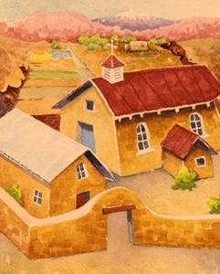 New Mexico Village