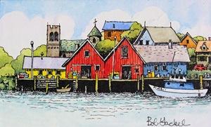 Newport Pier - Jasmine's