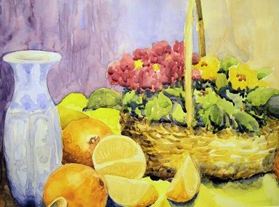 Oranges & Primroses