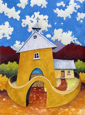 Popcorn Sky Church - A