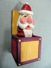 Santa in the Box
