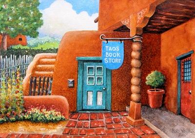 Taos Book Store