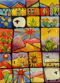 New Mexico Quilt - NM
