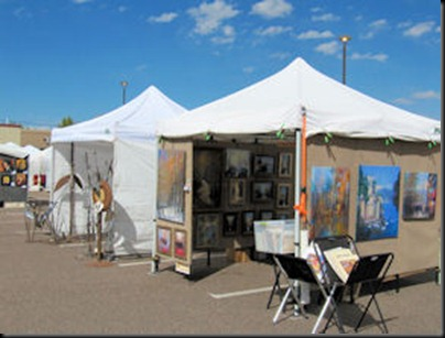 Art Tents - for Blog