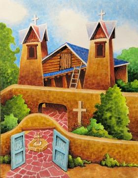 Santuario de Chimayo 10-29-2010 - B