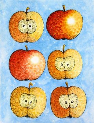 Apples - April 2011 - A