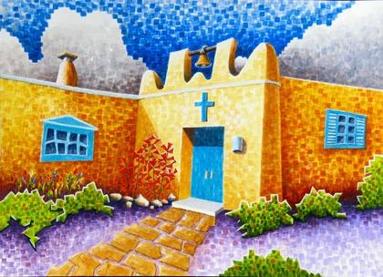 Couse Chapel - April 2011 - B