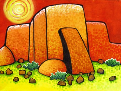 Ranchos de Taos - April 2011 - B