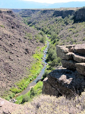 Rio Pueblo Canyon - B