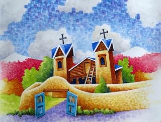 Santuario de Chimayo 2012