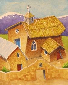 Country Church Mini 2010