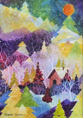 Winter Fantasy - P