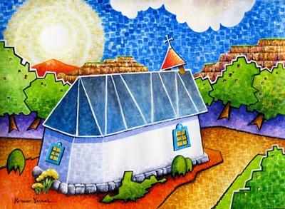 Bob's Painting 5-15-12