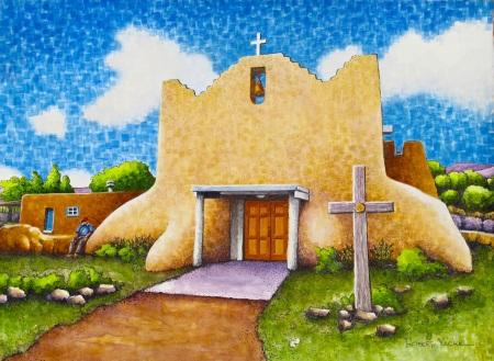 Picurus Church